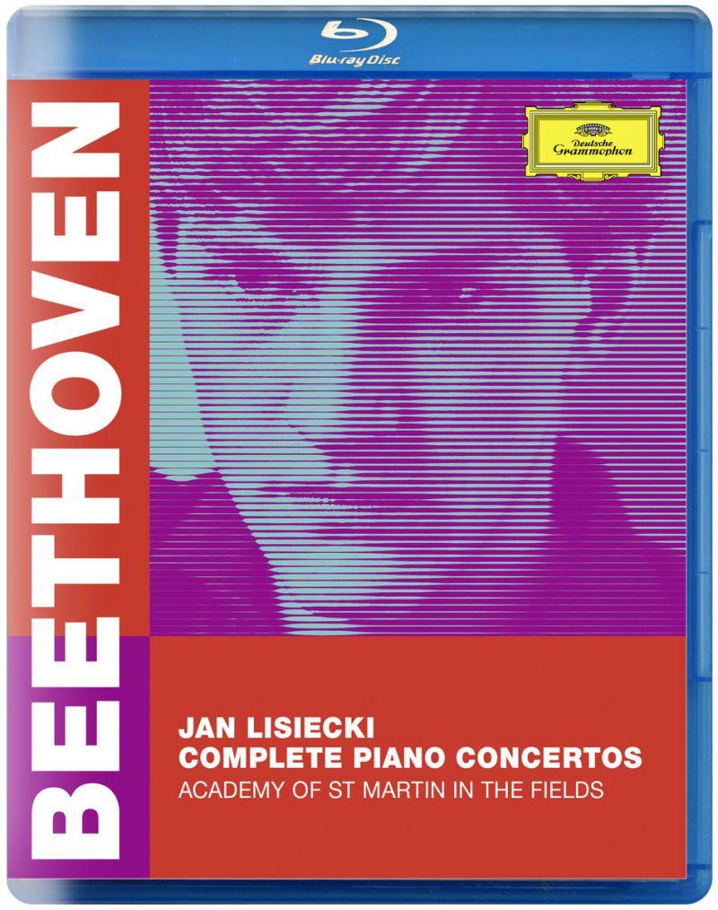 Jan Lisiecki – Beethoven: Complete Piano Concertos (2020) 蓝光原盘 [BDMV 43.1G]
