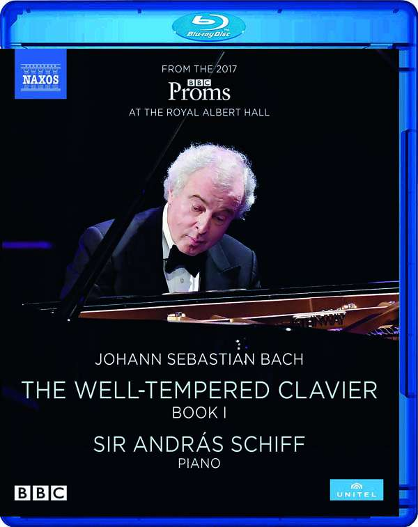 Andras Schiff – Bach: The Well-Tempered Clavier Book 1- Live at the BBC Proms 2017 (2020) 蓝光原盘 [BDMV 28.1G]