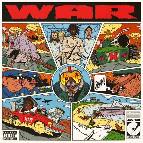 Jasiah – War [iTunes Plus M4A]