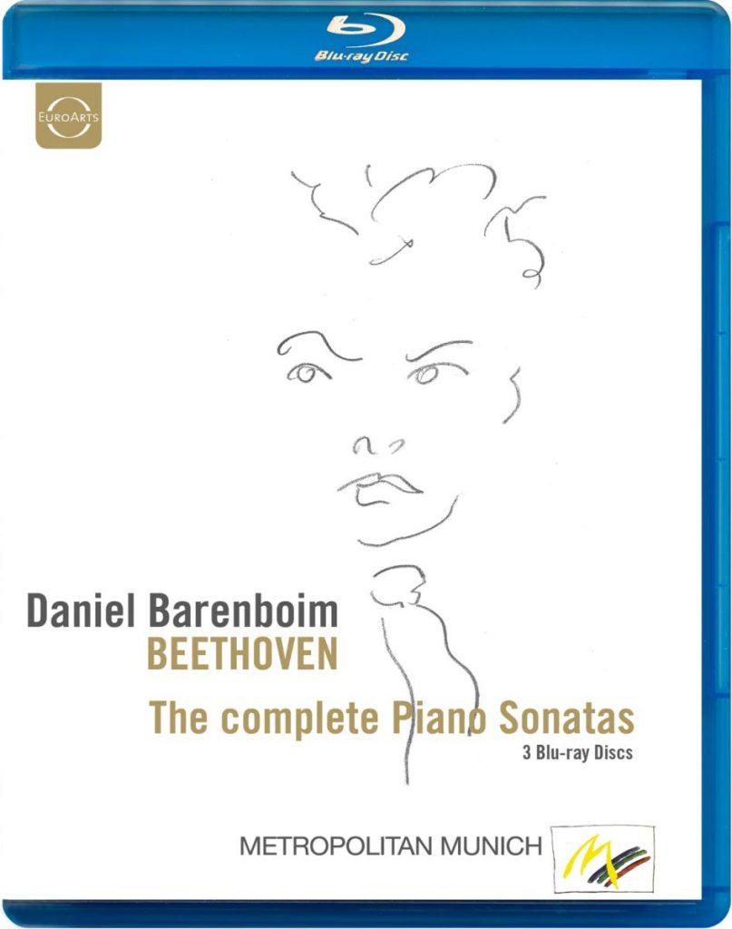 丹尼尔·巴伦鲍伊姆 – 贝多芬: 钢琴奏鸣曲全集 (2012) 蓝光原盘 [BDMV 111.8G]