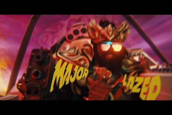 Sia, Labrinth, Major Lazer & Diplo – Titans (feat. Sia & Labrinth) [iTunes官方MV – HD1080P]