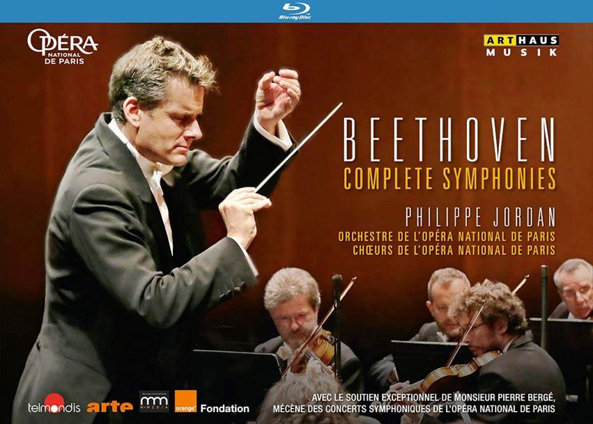 菲利浦·约丹, 巴黎国家歌剧合唱团 – 贝多芬: 交响曲全集 (2016) 蓝光原盘 [3BD BDMV 111.8G]