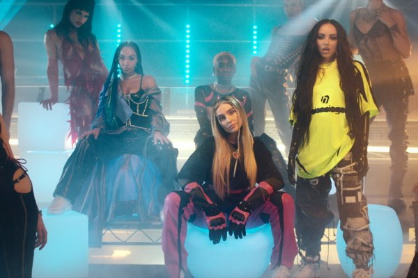 Little Mix – Confetti (feat. Saweetie) [iTunes官方MV – HD1080P]