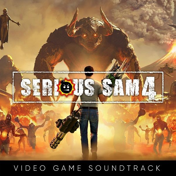 Damjan Mravunac – Serious Sam 4 Soundtrack (2020) [24bit 48khz FLAC]