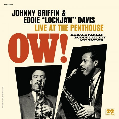 "Eddie ""Lockjaw"" Davis & Johnny Griffin – Ow! Live at the Penthouse (2021) [24bit 96khz FLAC]"
