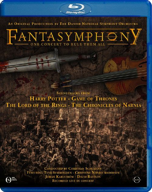 丹麦国家交响乐团, 克里斯蒂安·舒曼 – Fantasymphony (2019) 蓝光原盘 [BDMV 22.1G]