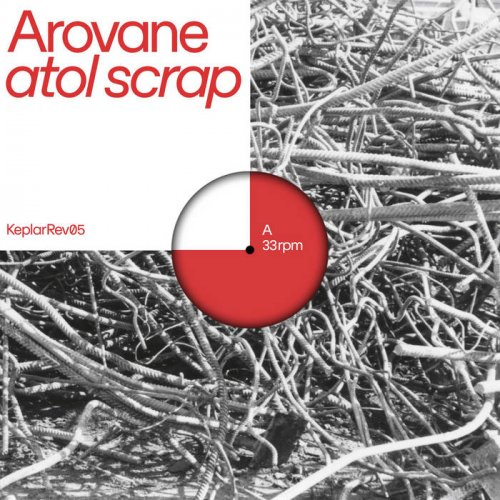 Arovane – Atol Scrap (2021 Remaster) (2021) [24bit 44.1khz FLAC]