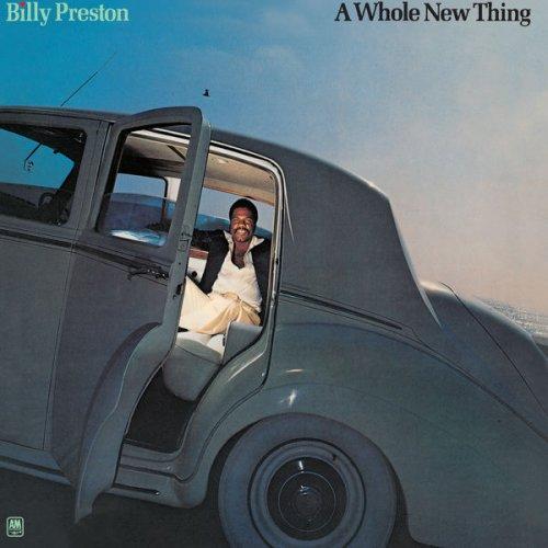 Billy Preston – A Whole New Thing (2020) [24bit 96khz FLAC]