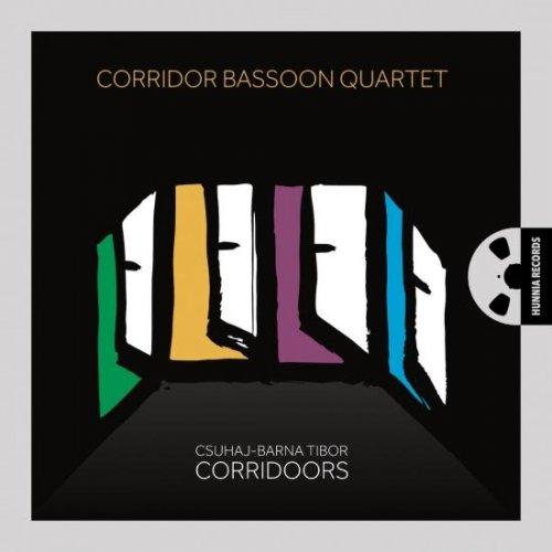 Corridor Bassoon Quartet – Corridoors (2015) [24bit 96khz FLAC]
