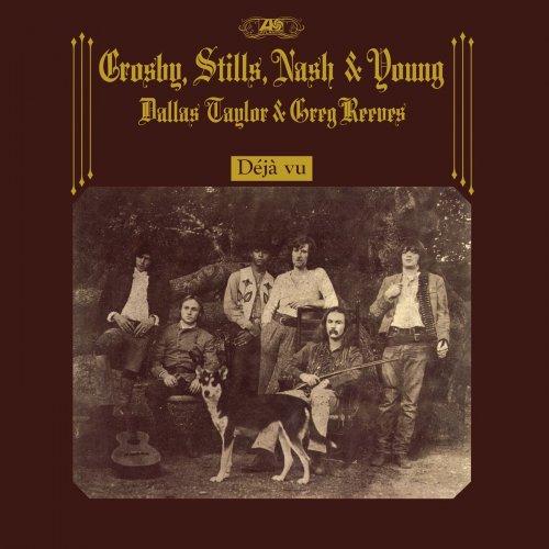 Crosby, Stills, Nash & Young – Déjà Vu (50th Anniversary Deluxe Edition) (2021) [24bit 192khz FLAC]