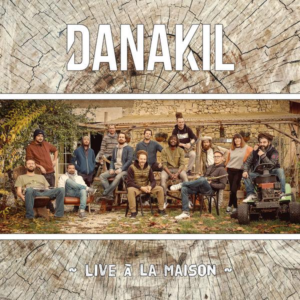 Danakil – Live à la Maison (2021) [24bit 44.1khz FLAC]