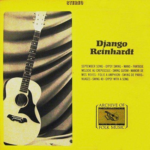 Django Reinhardt – Django Reinhardt (Remastered) (2019) [24bit 44.1khz FLAC]