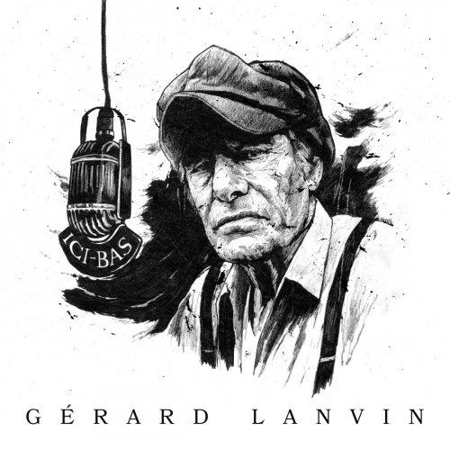 Gerard Lanvin – Ici-Bas (2021) [24bit 44.1khz FLAC]