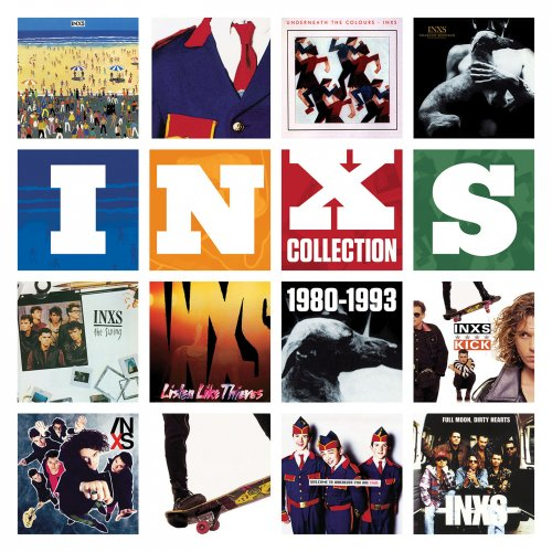 INXS – The INXS Collection 1980 – 1993 (2013) [24bit 44.1khz FLAC]