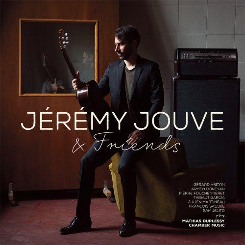 Jeremy Jouve – Jérémy Jouve & Friends (2021) [24bit 44.1khz FLAC]
