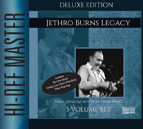 Jethro Burns – Legacy: The Complete Final Sessions (2014) [24bit 96khz FLAC]