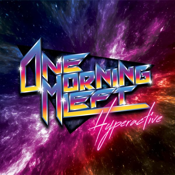 One Morning Left – Hyperactive (2021) [24bit 44.1khz FLAC]