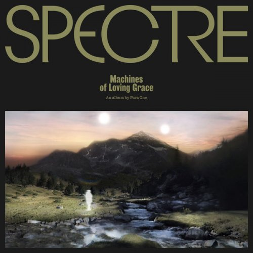 Para One – SPECTRE: Machines of Loving Grace (2021) [24bit 44.1khz FLAC]