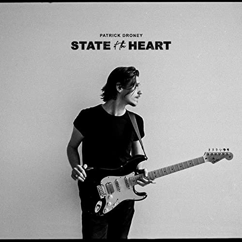 Patrick Droney – State of the Heart (2021) [24bit 44.1khz FLAC]