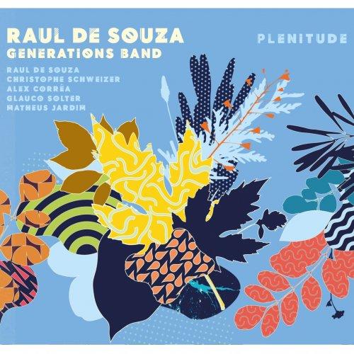 Raul De Souza – Plenitude (2021) [24bit 96khz FLAC]