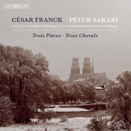 Pétur Sakari – Franck: Chorals et pièces pour grand orgue (2021) [DSD64 DFF]
