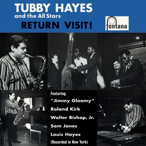 Tubby Hayes And The All Stars – Return Visit! (Remastered) (1963/2019) [24bit 88.2khz FLAC]