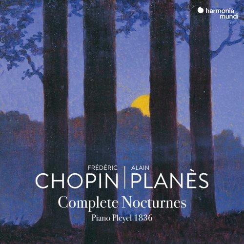 Alain Planès – Frédéric Chopin: Complete Nocturnes (2021) [24bit 96khz FLAC]