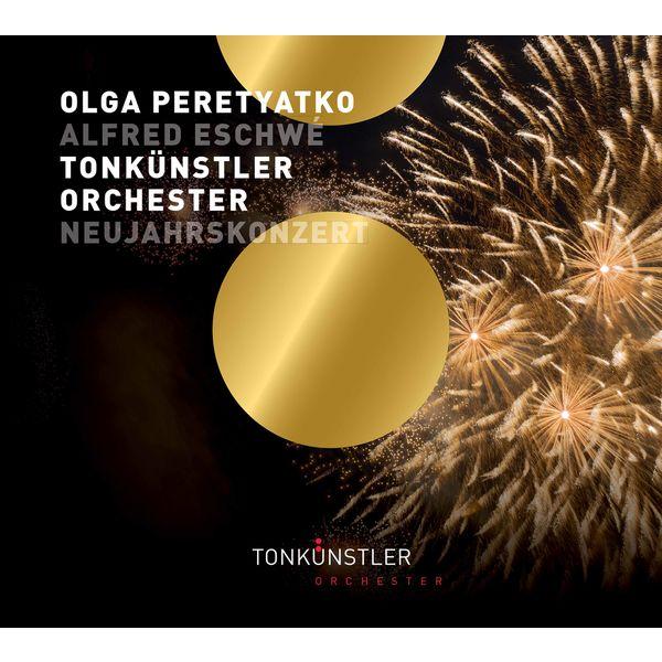 Tonkünstler-Orchester, Olga Peretyatko, Alfred Eschwe – New Year's Concerts (Live) (2021) [24bit 96khz FLAC]