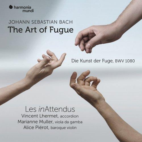 Alice Piérot, Les inAttendus, Marianne Muller, Vincent Lhermet – Bach: The Art of Fugue, BWV 1080 (2021) [24bit 96khz FLAC]