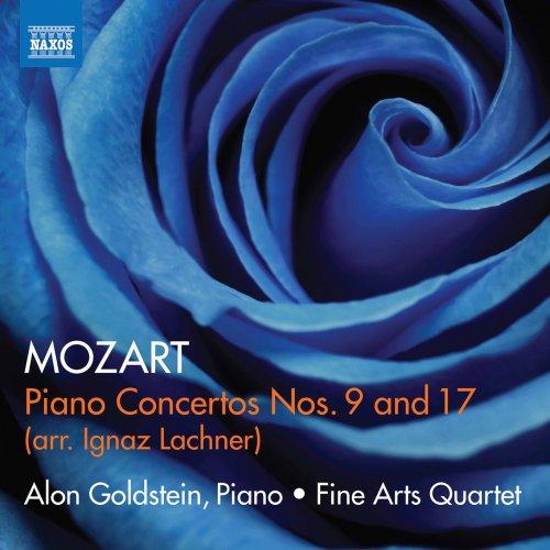 Alon Goldstein & Fine Arts Quartet – Mozart: Piano Concertos Nos. 9 & 17 (Arr. I. Lachner for Piano & String Quintet) (2021) [24bit 96khz FLAC]