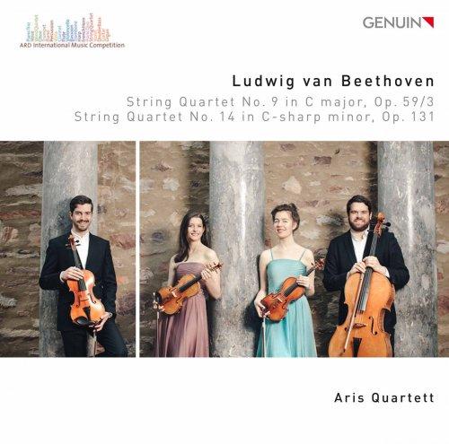 Aris Quartett – Beethoven: String Quartets Nos. 9 & 14 (2017) [24bit 96khz FLAC]