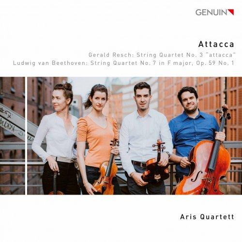 Aris Quartett – Gerald Resch: String Quartet No. 3 – Beethoven: String Quartet No. 7, Op. 59 No. 1 (2021) [24bit 96khz FLAC]
