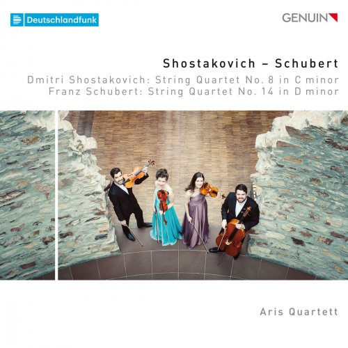 Aris Quartett – Shostakovich & Schubert: String Quartets (2018) [24bit 48khz FLAC]