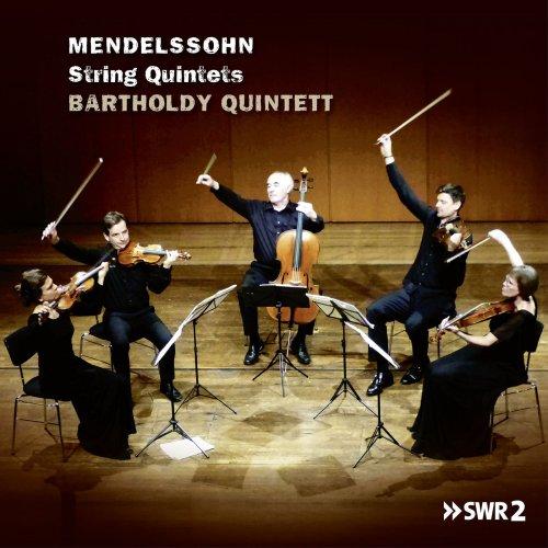 Bartholdy Quintett – Mendelssohn: String Quintets (2021) [24bit 48khz FLAC]