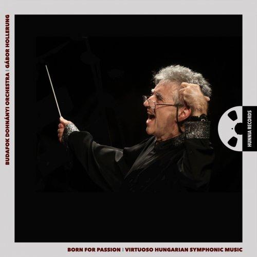 Budafok Dohnányi Orchestra – Born for Passion (2021) [24bit 192khz FLAC]
