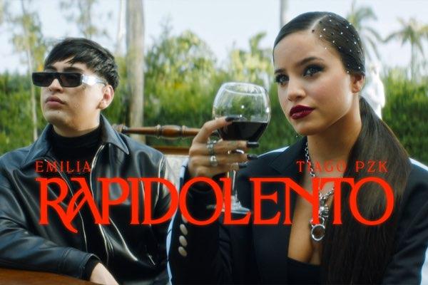 Emilia & Tiago pzk – Rápido Lento [iTunes官方MV – HD1080P]