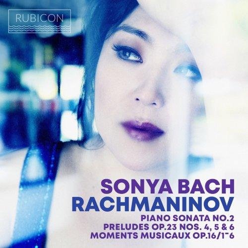 索尼娅·巴哈 (Sonya Bach) – 拉赫玛尼诺夫 (Rachmaninov) (2021) [24bit 192khz FLAC]