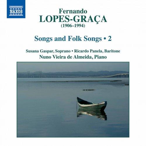 Susana Gaspar, Ricardo Panela, Nuno Vieira de Almeida – Lopes-Graça: Songs & Folk Songs, Vol. 2 (2021) [24bit 96khz FLAC]