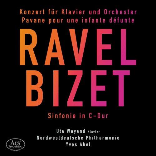 Uta Weyand, Nordwestdeutsche Philharmonie & Yves Abel – Ravel & Bizet: Orchestral Works (2021) [24bit 48khz FLAC]