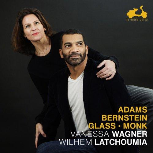 Vanessa Wagner, Wilhem Latchoumia – This is America! (2021) [24bit 48/96khz FLAC]