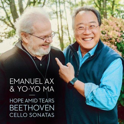 马友友 (Yo-Yo Ma) & Emanuel Ax – Hope Amid Tears – Beethoven: Cello Sonatas (2021) [24bit 96khz FLAC]