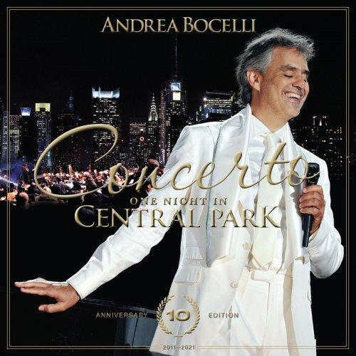 Andrea Bocelli – Concerto: One Night in Central Park – 10th Anniversary (2021) [24bit 96khz FLAC]