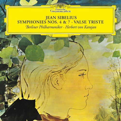 Berliner Philharmoniker, Herbert Von Karajan – Sibelius: Symphonies Nos. 4 & 7; Valse triste (1993) [24bit 192khz FLAC]