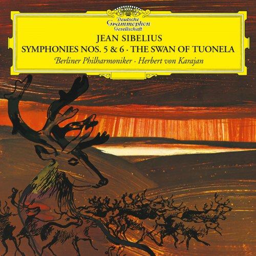 Berliner Philharmoniker, Herbert Von Karajan – Sibelius: Symphonies Nos. 5 & 6; The Swan of Tuonela (1994) [24bit 192khz FLAC]