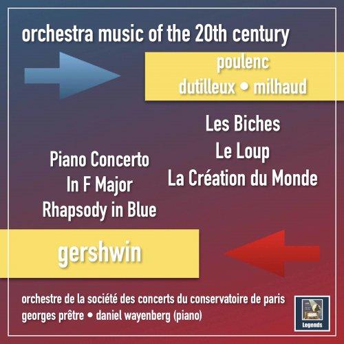 Georges Prêtre – Music of the 20th Century: Poulenc, Dutilleux, Milhaud & Gershwin (2021) [24bit 48khz FLAC]