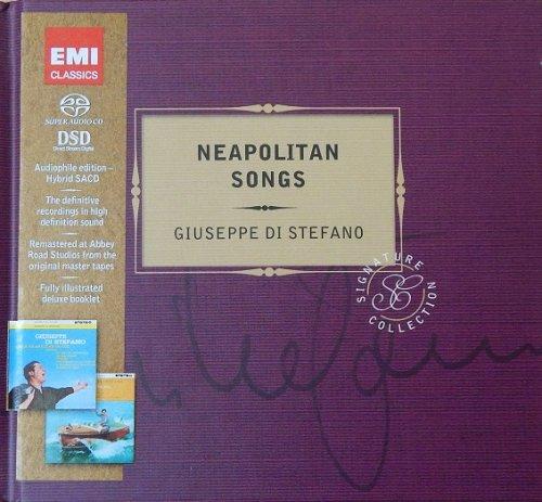 Giuseppe Di Stefano – Neapolitan Songs (2012) [SACD ISO DSD64]