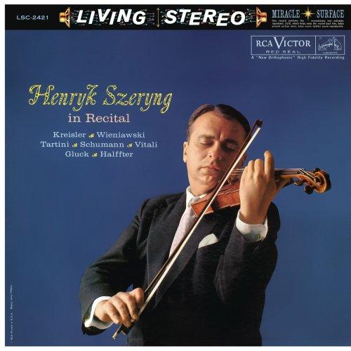 Henryk Szeryng, Charles Reiner – Henryk Szeryng in Recital (2016) [24bit 192khz FLAC]