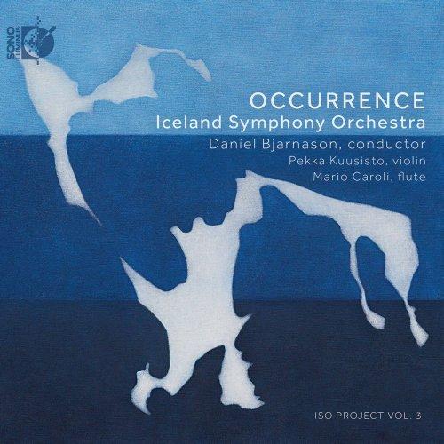 Iceland Symphony Orchestra & Daniel Bjarnason – Occurrence: ISO Project, Vol. 3 (2021) [24bit 192khz FLAC]