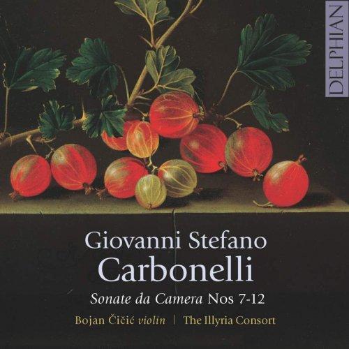 Bojan Čičić & The Illyria Consort – Vivaldi & Carbonelli: Works for Violin (2019) [24bit 44.1khz FLAC]